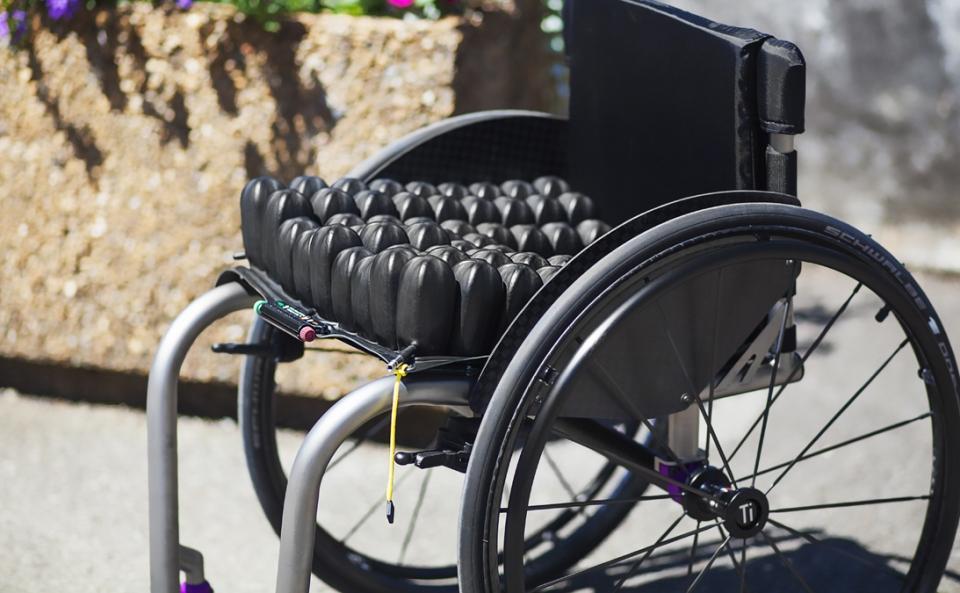 Almofadas especiais para cadeira de rodas: devo usar?